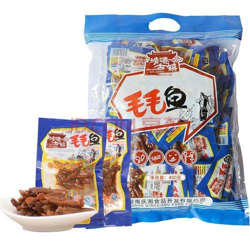 靖港毛毛鱼400克/袋